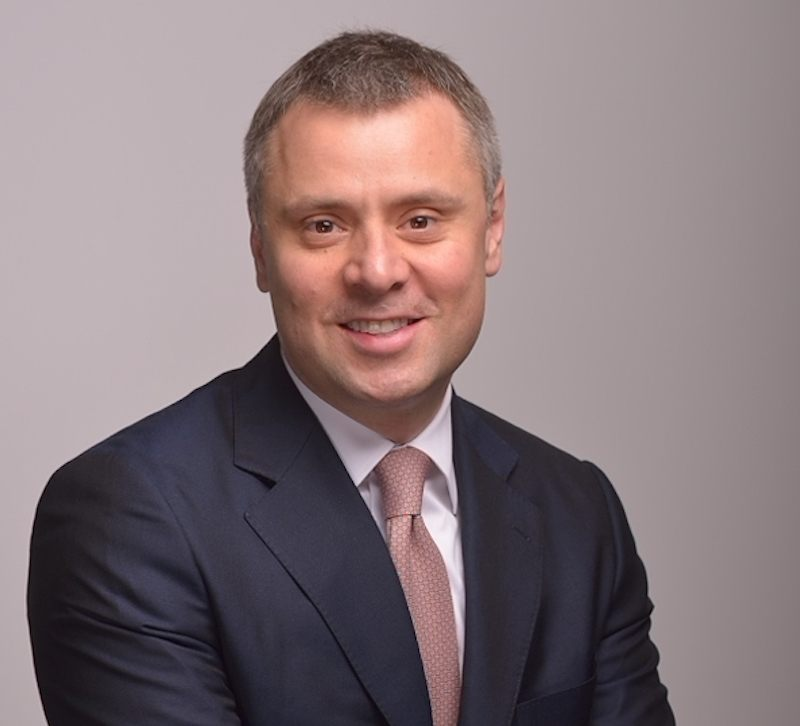 Yuriy Vitrenko - Executive Director of Naftogaz